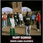 "rUFF sQWAD wHITE lABEL cLASSICS sEALED gRIME cD nOT 12"" wILEY vINYL bBK t-sHIRT"