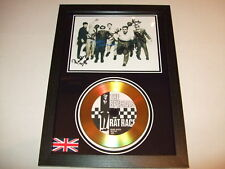 THE SPECIALS  - SIGNED  - GOLD DISC  1