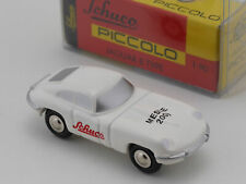 Schuco 50168001 Piccolo Jaguar E Type Toy Fair 2000 Boxed 1607-16-59