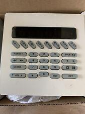 Lot Of 4 NEW ADA AUDIO DESIGN Associates MC-5000 Keypads White