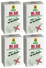 Oleanderhof® Sparset: 4 x COMPO Bi 58 Konzentrat, 30 ml + gratis Oleanderhof Fly
