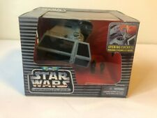 Star Wars Action Fleet Darth Vader's TIE Fighter Galoob 1995