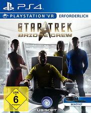 PS4 VR Spiel Star Trek: Bridge Crew (VR wird benötigt) NEU & OVP