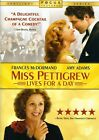 Miss Pettigrew Lives for a Day (2010, DVD NUOVO) (REGIONE 1)