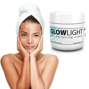 Glowlight Skin Whitening  Cream Face Lightening Lotion Age/Dark Spots Acne Scars