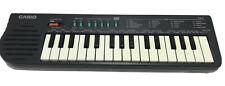 Casio SA-2 Electronic Keyboard  Tested 32-key Portable Music Synthesizer Vintage