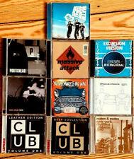 10 Stück Musik CD´s: kleine CD SAMMLUNG TRIP HOP, ELECTRO, HOUSE etc. aus 1.Hand