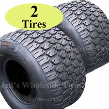 TWO 16x6.50-8 TIREs for Zero Turn Riding Lawn Mower Garden Tractor Go kart 4ply