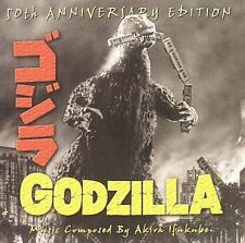 Godzilla (50th Anniversary Edition) (Original 1954 Soundtrack)by Akira Ifukube