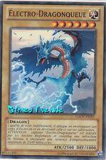 Yu-Gi-Oh ! Carte Electro-Dragonqueue (par 3 !!)  GAOV-FR001