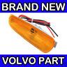 Volvo S40, V40 (96-00) Orange Side Marker Lamp / Light (Left Front / Right Rear)