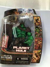 Marvel Legends Planet Hulk Build A Figure Brand New 2006