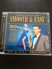 HEROES COLLECTION SMOOTH & EASY 2 CD BOX SET USED BUT IN VERY GOOD CONDITION