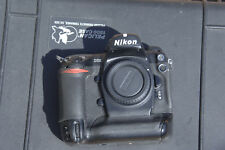 Nikon D2X 90,753 shots, Nikon AF 28-80mm & 70-300mm G lenses, Pelican case &more