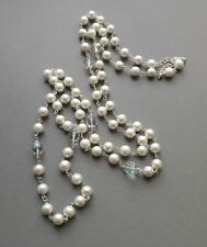 Handmade Pearl Strand/String Costume Necklaces & Pendants