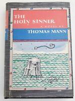 The Holy Sinner by Thomas Mann English Edition BOM Club HCDJ + Insert