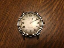 Vintage Birks Rideau Automatic Watch - Bumper 17 Jewels - Repair or Parts
