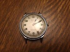 Vintage Birks Rideau Automatic Watch - Bumper 17 Jewels - Repair or Parts