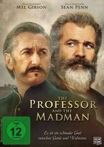The Professor and the Madman [DVD/NEU/OVP] History-Biopic mit Mel Gibson, Sean P