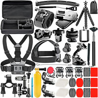 Neewer 53-in-1 Action Camera Accessory Kit for GoPro Hero 8 5 4 3+ 3 2 1 SJ4000