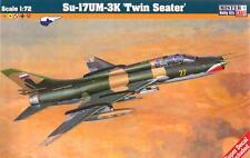 Sukhoi Su-17 UM/Su-22 UM3K (ucraniano, eslovaco & Luftwaffe MKGS) 1/72 MISTERCRAFT