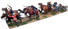 W Britain 20099 British Royal Artillery Gun Team No 1 Desperate Escape Zulu War