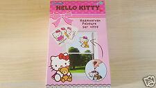 Peinture Sur Vitre Hello Kitty  Neuf