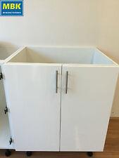 Kitchen Cabinet 600mm + Polyurethane Doors only $185  (Brand New, Flatpack) DIY