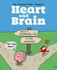 NEW - Heart and Brain: An Awkward Yeti Collection
