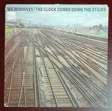 42467 LP 33 giri - Microdisney - The clock comes down the stairs - Rough trade