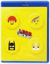 The Lego Movie- Special SPECIAL Edition Blu ray, DVD *Brand NEW