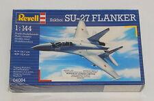 Revell 1/144 Sealed Model Kit Sukhoi SU-27 Flanker R9067