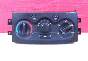 2006-2008 Chevrolet Aveo Suzuki Swift Ac Heater Climate Control Unit OEM
