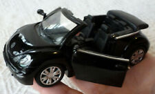 VOLKSWAGEN NEW BEETLE CONVERTIBLE 2003 Toy Car die-cast car Scale 1:32