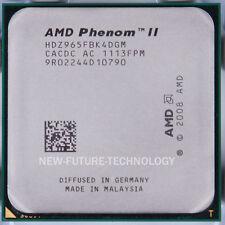 AMD Phenom II X4 965 Black Edition 2000 MHz 3.4 GHz 2MB Socket AM3 CPU 100% Work