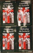 Set of 4 Celebrating the Eucharist 8/16/20-11/28/20 Paperback