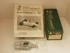 Kit FDS 1/43 n° 96 Fittipaldi F7 1980