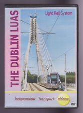 The Dublin LUAS (DVD) Light Rail System ~ Railway DVD ~ Tram DVD