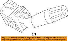 FORD OEM 13-14 F-150-Turn Signal Switch Lever Control Handle EC3Z13K359AA