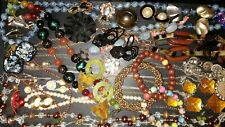 Junk Drawer Assorted Jewelry Lot
