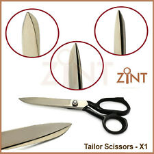 """QUALITY 10"""" UPHOLSTERY TAILORS SCISSOR Fabric Material Dressmaking Cutter Shear"""