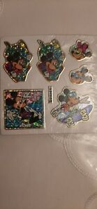 mickey and minnie disney stickers/ vintage pack of a 100