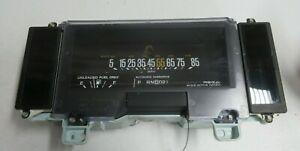1981-1987 Buick Regal Instrument Cluster Speedometer Gauges OEM