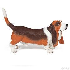 T26) NEU PAPO (54012) Basset Hund Hunde Tierfigur Tierfiguren