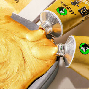Golden painting paint  hand-painted calligraphy gold liquid paint single 32ml