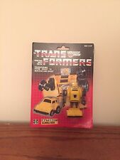 Transformers G1 Autobot Bumblebee Re-issue MOC MOSC Free Shipping USA