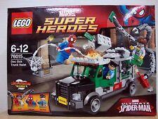 Lego 76015 Ultimate Spider Man Doc Ock Truck Heist Marvel Super Heroes