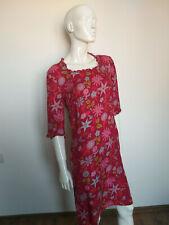 NOA NOA women's floral 3/4 sleeve dress size M