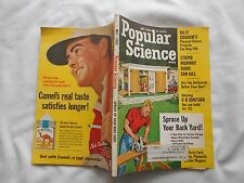 POPULAR SCIENCE Magazine-MAY,1965-SPRUCE UP YOUR BACK YARD !