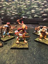 Warhammer fantasy, Ogres, Dogs Of War, Empire, Oop, Rare, Pro Painted